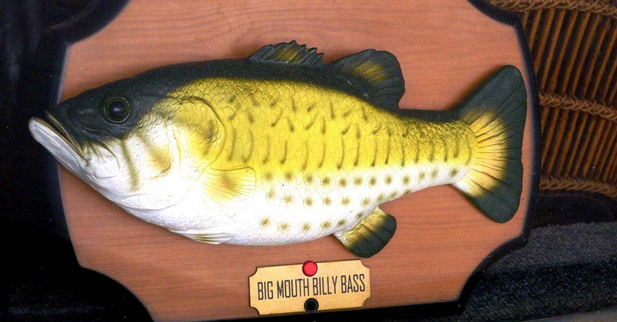 Amazon Big Mouth Billy Bass Alexa