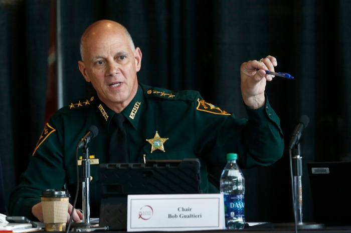 Florida Sheriff Supports Giving Teachers Guns To Stop Mass Shooters