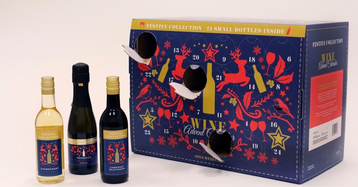 Start Your Holiday Season With These Wine and Cheese Advent Calendars