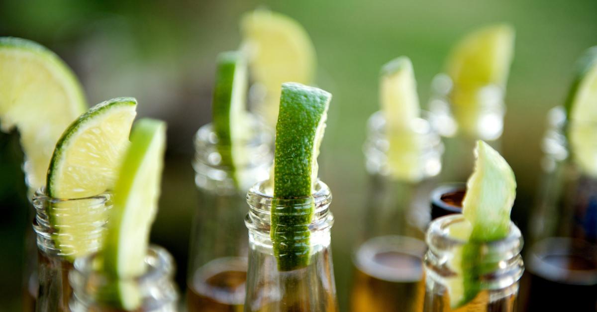 Corona Bottles Exploding
