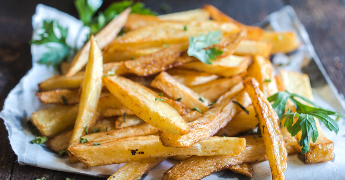French Fries Healthy