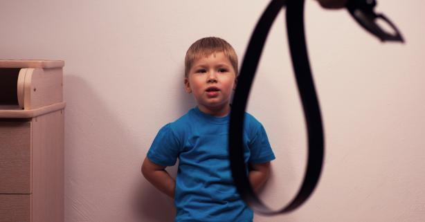 Pediatricians Strengthen Stance Against Spanking Kids