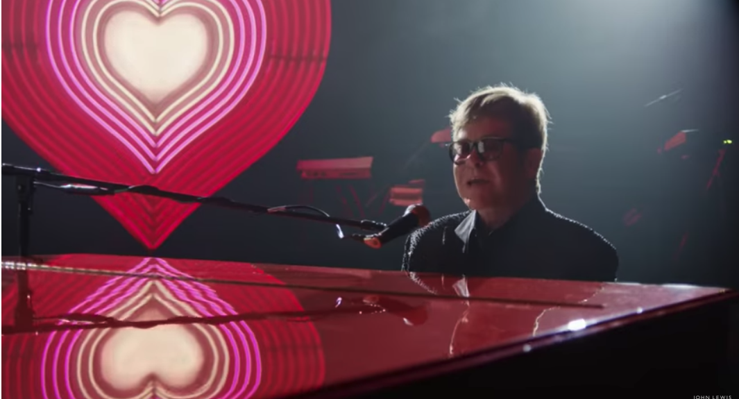 This Elton John Christmas Commercial Will Leave You In Tears!