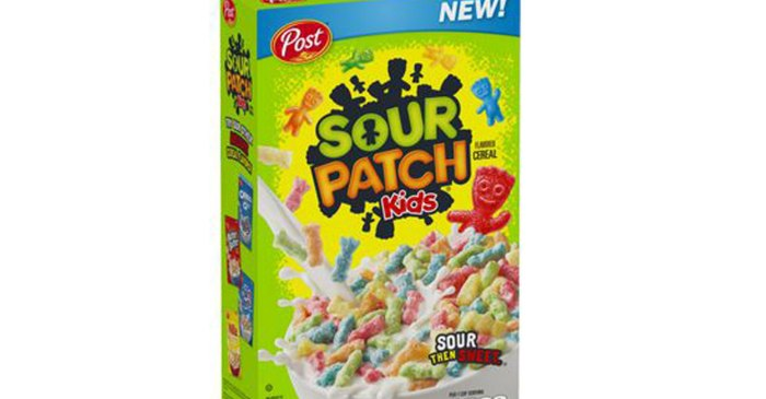 Sour Patch Kids Cereal is Real and It's Coming to a Store Near You