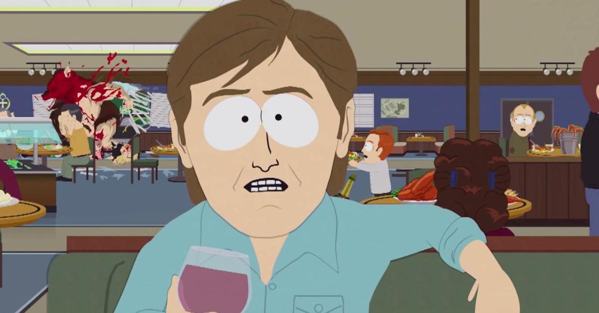 South Park ManBearPig Global Warming