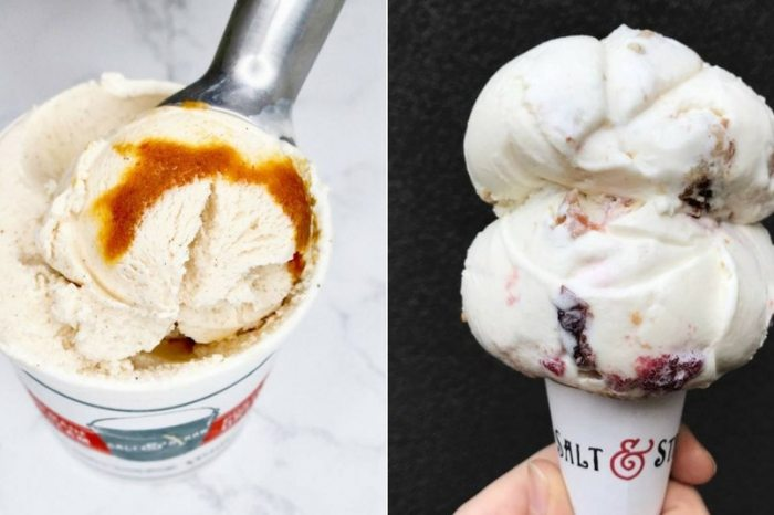 This Ice Cream Shop Made a Thanksgiving Dinner in 5 Ice Cream Flavors