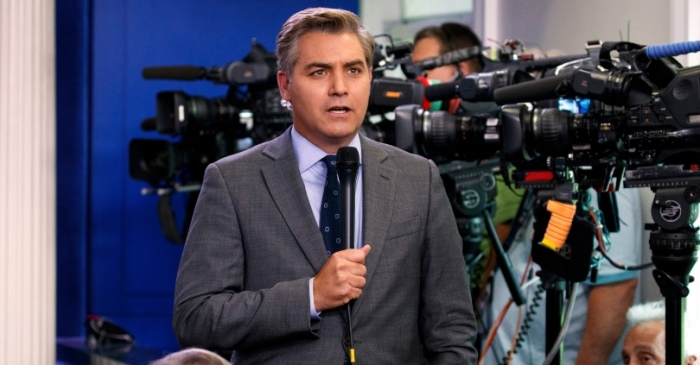Expert: Jim Acosta Video Distributed By White House Was Doctored