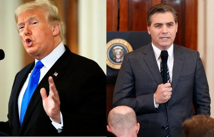 CNN Sues President Trump Demanding Return of Jim Acosta to White House