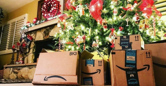 Amazon Offering Free Shipping On All Holiday Orders!