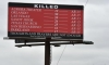 Boulder Woman Buys Billboard To Show Gun Violence Statistics