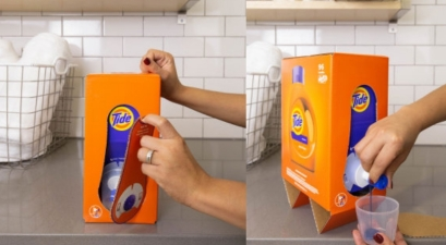 Tide Wine? Nope, That's Just Detergent in A Box.