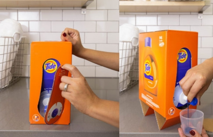 Tide Wine? Nope, That's Just Detergent in A Box
