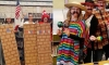 Elementary Teachers Dress Up As Mexicans And Border Wall For Halloween