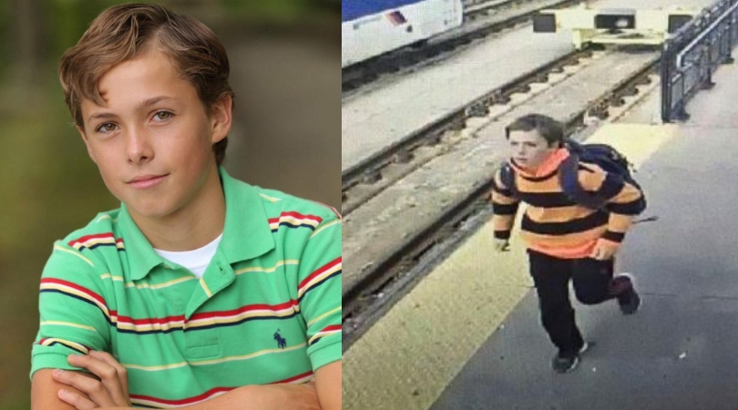 UPDATE: Missing Runaway Teen Spotted At Camden Train Station