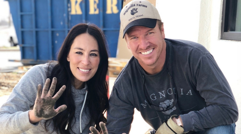 Chip and Joanna Gaines Return to TV With New Discovery Network