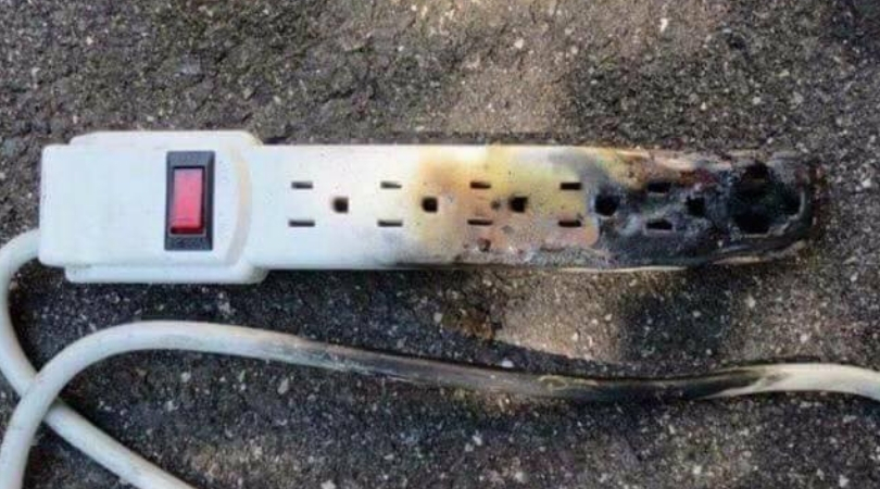 This is Why You Shouldn't Plug in Space Heaters into Power Strips
