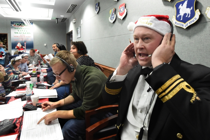 Government Shut Down Will Not Affect NORAD Santa Tracking