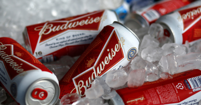 Anheuser-Busch is Looking into Making Weed Drinks