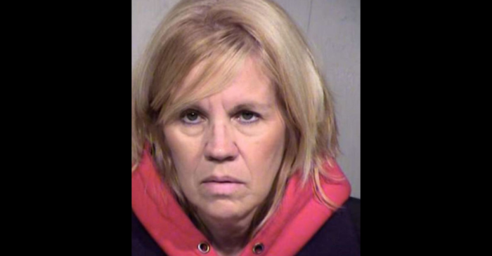 Spurned Ex-Girlfriend Arrested for Hanging Naked Pics of Ex-Boyfriend Outside His Kids' School