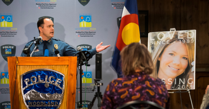 Fiancé Arrested on Allegations of Murder in Case of Missing Colorado Mother
