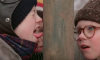 A Christmas Story Pole Scene