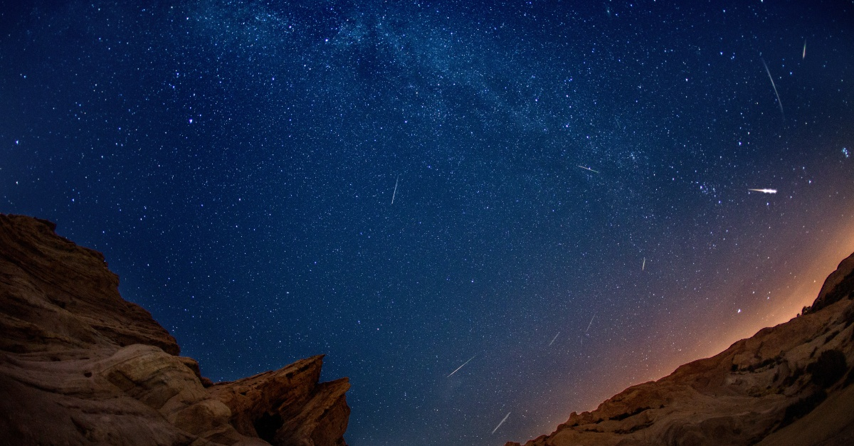 The Geminid Meteor Shower is Set To Shine 50 Shooting Stars an Hour