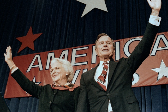 LATEST: George H.W. Bush's Life Remembered in Our News Roundup