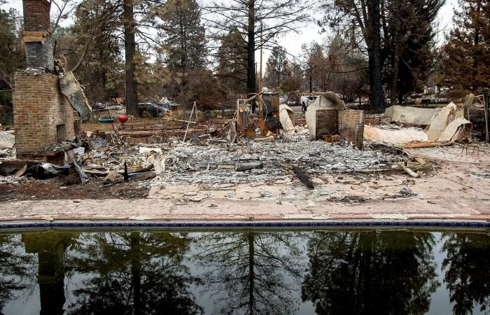 Children Return to School 3 Weeks After California Wildfire