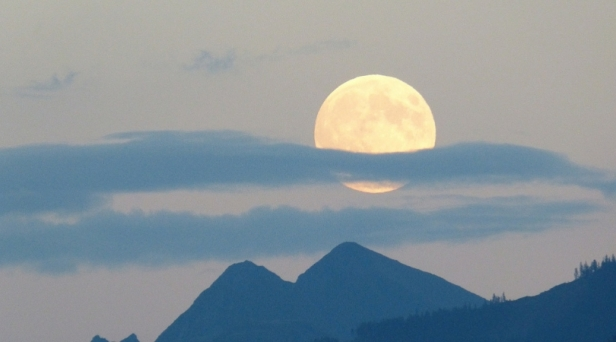 Look Up! Winter Solstice Coincides with a Full Moon and a Meteor Shower This Year!