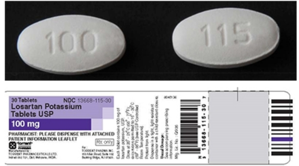 Blood Pressure Medication Recalled For 'Unexpected Impurity'