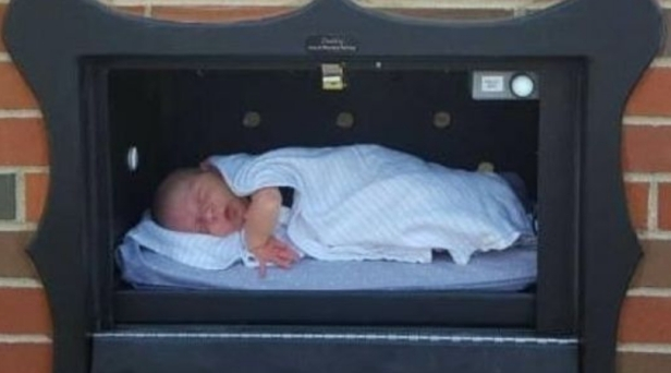 """""""Baby Box"""" Approved By Senate To Safely Surrender Newborns"""