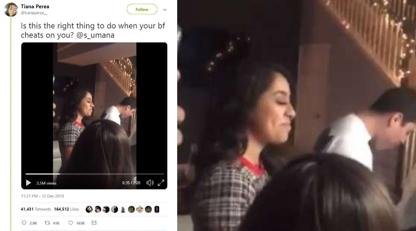 Texas Girl Kicks Out Cheating Boyfriend, Shares Cringeworthy Viral Video on Twitter