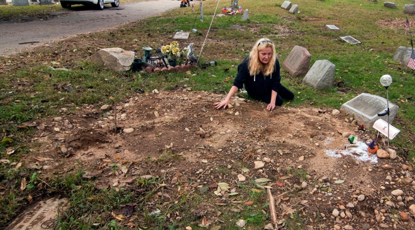 Connecticut Caretaker Arrested in Connection With Desecration of Cemetery