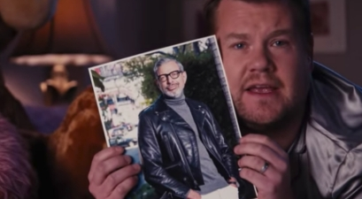 This James Corden Parody Song About Jeff Goldblum Is HILARIOUS!