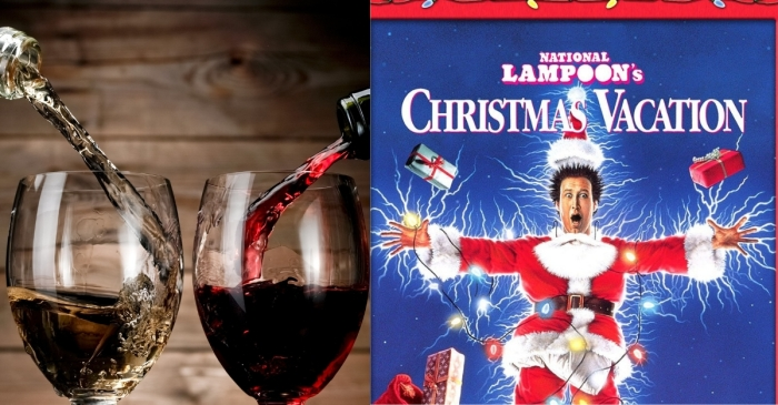 7 of Our Favorite Christmas Movie and Wine Pairings