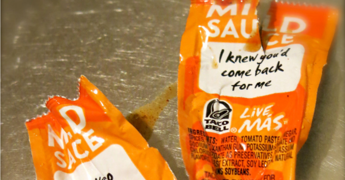 Man Shoots Up Taco Bell Because They Forgot to Give Him Hot Sauce