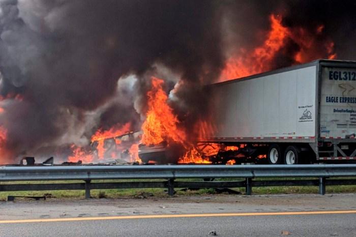 5 Children Heading to Disney Killed in Fiery Florida Crash