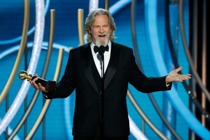 Watch: Jeff Bridges Accepts Cecil B. deMille Award With Inspiring Speech