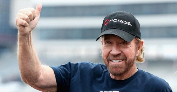 Chuck Norris is Hosting a Chuck Norris Look-Alike 5K in Texas, No Joke