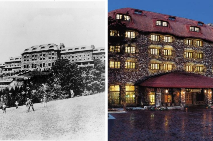 Spend a Night With The Ghost of the Pink Lady at the Grove Park Inn