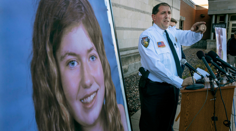 jayme closs abucted found