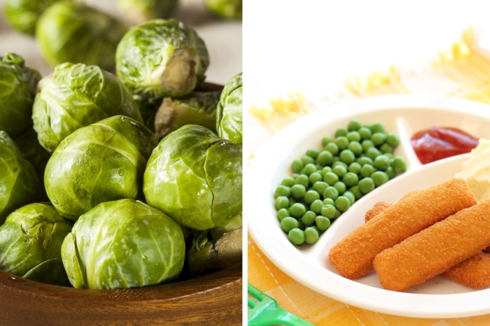 5 Foods We Hated As Kids Vs. 5 Foods We Hate As Adults