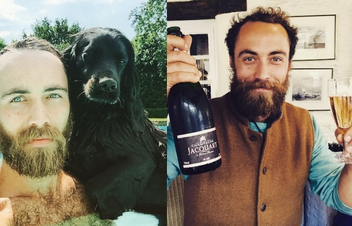 Kate Middleton's Brother Is Truly the Man of Your Dreams (And He Loves Puppies!)