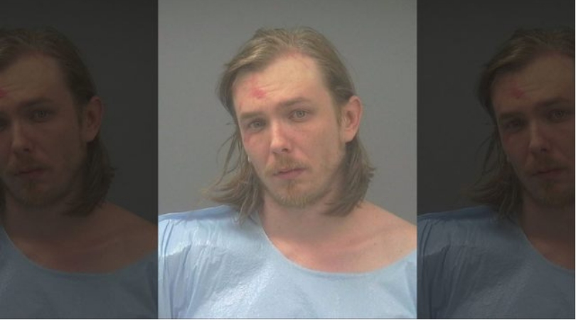 Man Threatens to Kill Neighbor With 'Kindness'...The Name of His Machete!
