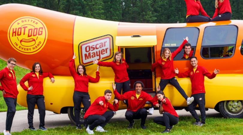 Oscar Mayer is Hiring Wienermobile Drivers!