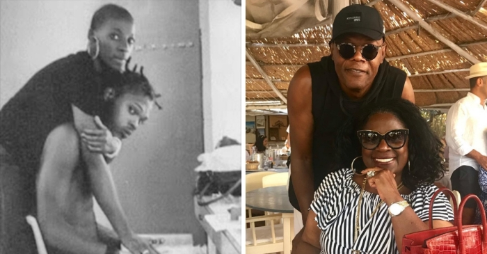 Samuel L. Jackson and Wife Latanya Richardson Share The Secret To Their 39 Year Marriage