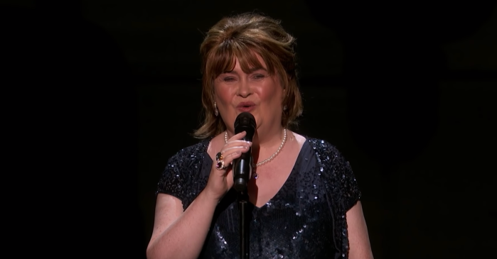 Remember When Susan Boyle Returned to the 'Got Talent' Stage After 9 Years?