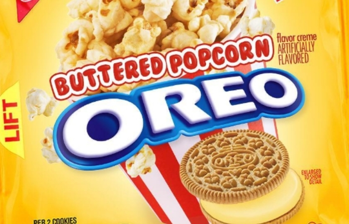 Oreo's New Flavor Involves Buttered Popcorn…I Think I'll Pass!