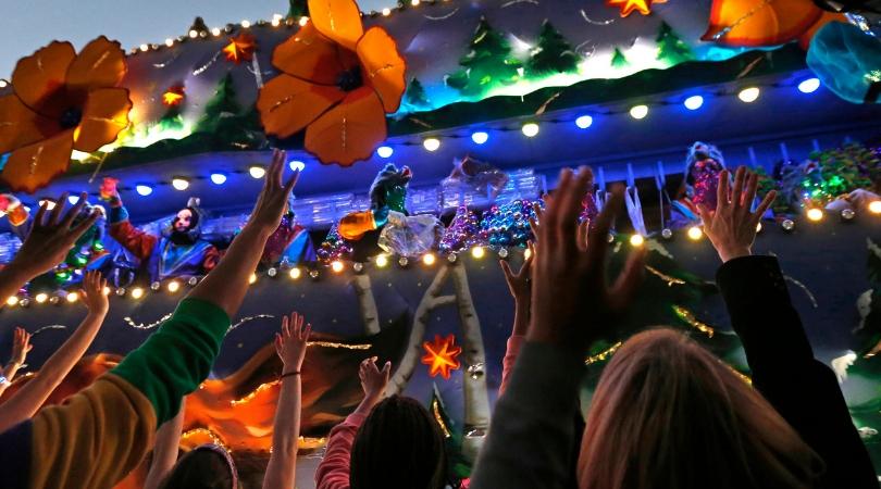 Mardi Gras Season Kicks Off With King Cake