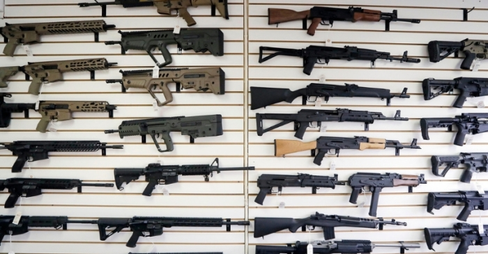 Washington Bans Anyone Under 21 From Buying Assault Rifles